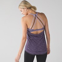 Lululemon Fashion Crisscross Yoga Sport Vest Tank Top-2