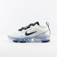 """Nike Air VaporMax 2019 """"White Black Pale Ivory"""" - Best Deal Online"""