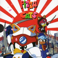Samurai Pizza Cats 11x17 TV Poster (1991)