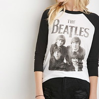 Beatles Baseball Tee