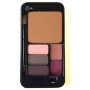 iPhone 4 Case - Silicone Case Protective iPhone 4/4s Case- Makeup Kit