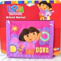 Dora The Explorer Bifold - Wallet