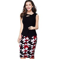 Floral Business Casual Dresses