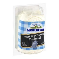 Mont Chevre Fresh Goat Cheese Natural, 4 oz - Walmart.com