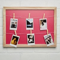 Pink LED Clip Frame | Frames & Mirrors | rue21
