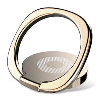 New Baseus Universal Mobile Phone Stand 180 Finger Ring Desk Stand Holder Fit For Magnetic Car Bracket Luxury Phone Holder Stand