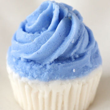Ocean Breeze Cupcake Soap