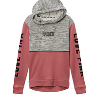 High/Low Perfect Pullover - PINK - Victoria's Secret