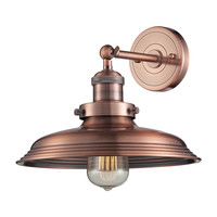 ELK Newberry Collection 1 light sconce in Antique Copper - 55030/1