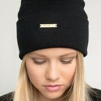 Killin It Beanie - Brandy Melville