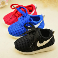 2016 Spring Autumn Toddle Shoes Chidlren Baby Shoes Mesh Boys Girls Sneakers Soft Bottom Breathable Toddler Yeezy Shoes 15-30