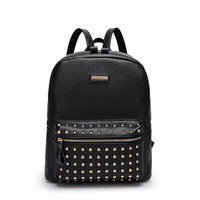 Back To School Casual Comfort Leather Backpack [6580872839]