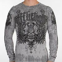 Affliction Deluxe Reversible Thermal Shirt