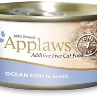 Applaws Ocean Fish Canned Cat Food 24/2.47 oz