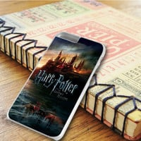 Harry Potter 7 Teaser Magic And The Deathly Hallows iPhone 6 Plus | iPhone 6S Plus Case