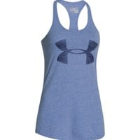 Under Armour Women's Big Logo Tri-Blend Graphic Tank Top | DICK'S Sporting Goods