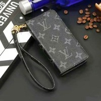 LV Fashion iPhone Phone Cover Case For iphone 6 6s 6plus 6s-plus 7 7plus hard shell G-1