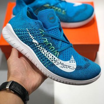 NIKE FREE RN FLYKNIT 2018 cheap Men's and women's nike shoes