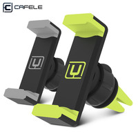 CAFELE universal phone holder stand 360 adjustable air vent monut GPS car mobile phone holder for iPhone 7 5s 6s Plus Samsung S8