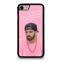 DRAKE PINK HOTLINE BLINK Case for iPhone iPod Samsung Galaxy
