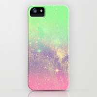 Glitter Love iPhone & iPod Case by Pink Berry Pattern
