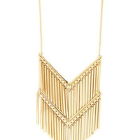 ModCloth Statement What Shines Is Yours Necklace