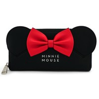 Loungefly x Minnie Ears & Bow Wallet - Wallets