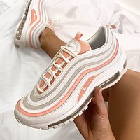 Nike Wmns Air Max 97 Bleached Coral Women's Sneakers