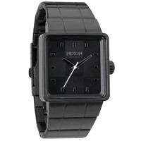 Nixon The Quatro Watch All Black One Size For Men 14387917801