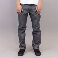 Levis Skateboarding 504 Regular Straight Fit Jeans - Rigid Grey