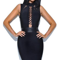 Bay Bandage Dress