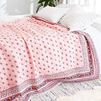 Aerie Full Queen Quilt Set , Be Pretty