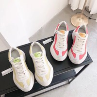 GUCCI Rhyton leather sneaker
