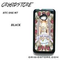 Marina And The Diamonds I Hate Everything For HTC One M7 Case YG