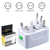 Travel Power Adapter Converter Universal Plug For Outlet UK US AUS EUROPE New = 1706388740