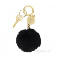 Faux Fur Key Ring | Marleylilly