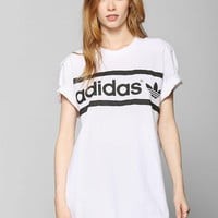 adidas Heritage Logo Tee - Urban Outfitters