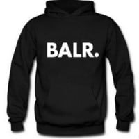 With a cotton sweater  fashion for men and women BALR