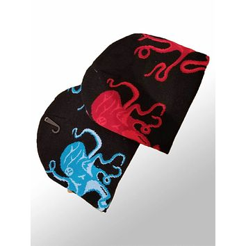 Octopus Hat - art by Andrew Williams