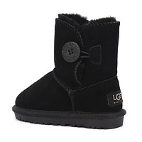 UGG Girls Boys Children Baby Toddler Kids Child Fashion Casual Boots Shoes-3
