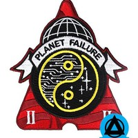 Michael Willett - Planet Failure Patch (Limited Edition)