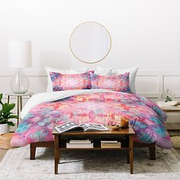 Caleb Troy Candy Outburst Duvet Cover