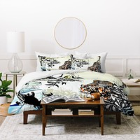 Aimee St Hill Tiger Tiger Duvet Cover