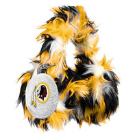 Washington Redskins Official NFL Oversized Plush Earmuffs