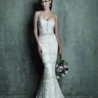 Allure Couture C288 Sample Sale Wedding Dress Size 12