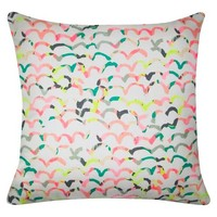 Scattered Scallop Throw Pillow - Oh Joy!