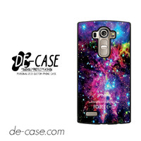 Nebula Galaxy Space 3 For LG G4 Case Phone Case Gift Present