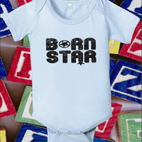 Funny Onesuit Pornstar Parody Baby Shirt 0-6 Month 6-12 Month 12-18 Month 18-24 Month