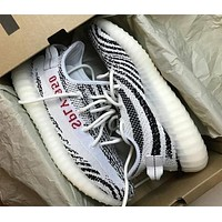 Adidas Women Men Yeezy 350 V2 Boost Trending Girl Boy Personality Leisure Sport Running Shoe Sneakers