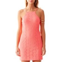 Costello Cut-In Lace Shift Dress - Lilly Pulitzer